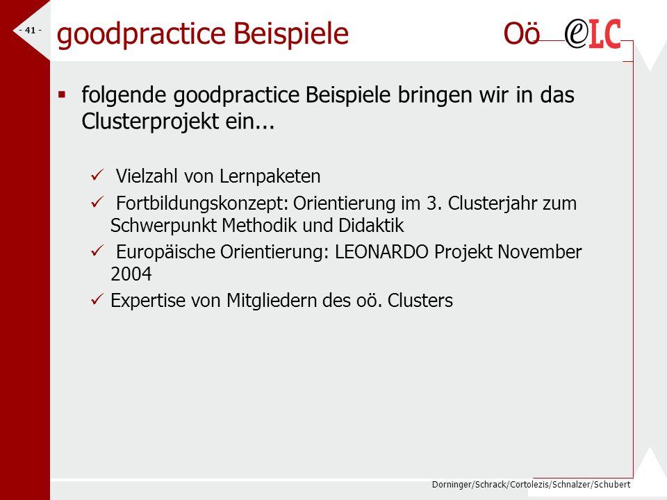 goodpractice Beispiele Oö