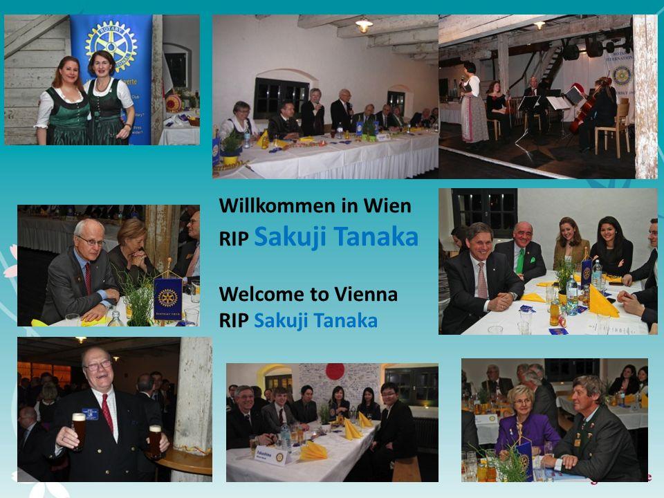 5 Willkommen in Wien RIP Sakuji Tanaka Welcome to Vienna