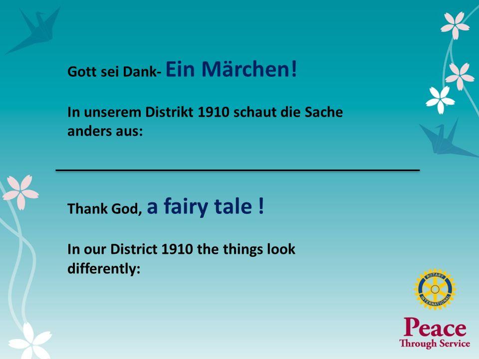5 Gott sei Dank- Ein Märchen!