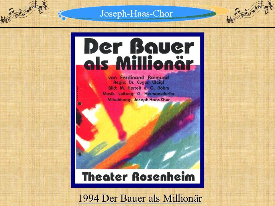 1994 Der Bauer als Millionär