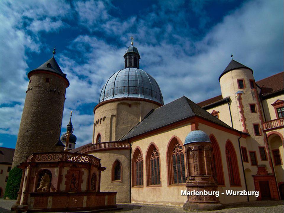 Marienburg - Wurzburg