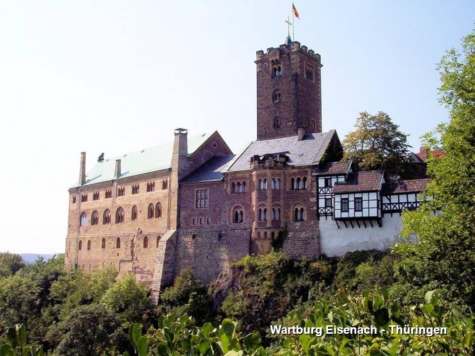 Wartburg Eisenach - Thüringen