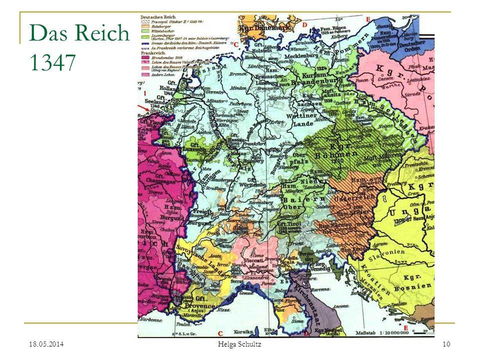Das Reich 1347 31.03.2017 Helga Schultz