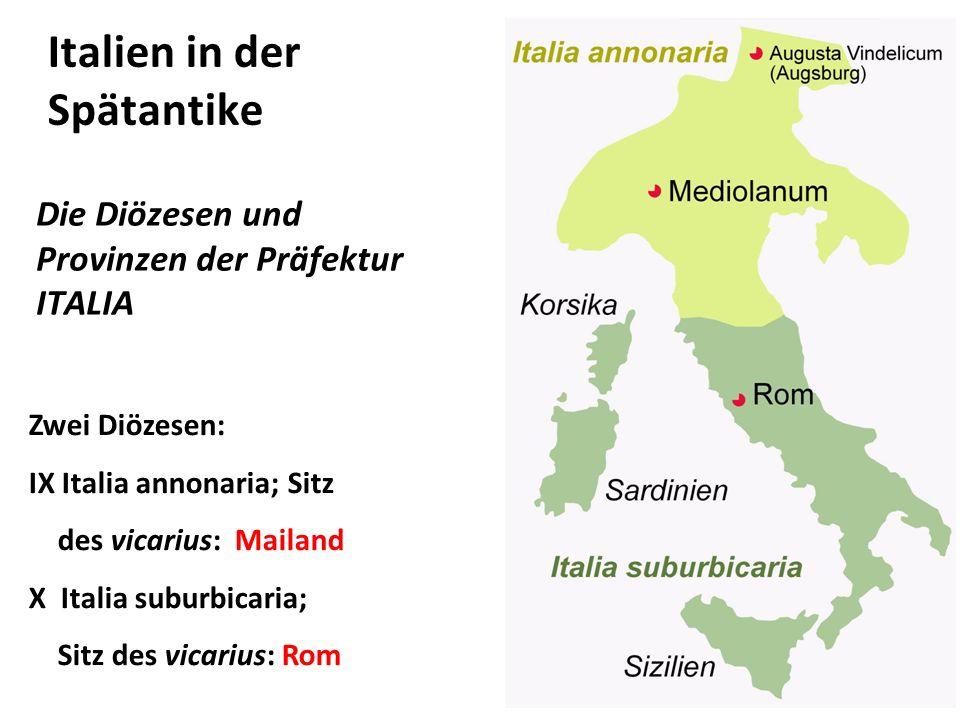 Italien in der Spätantike