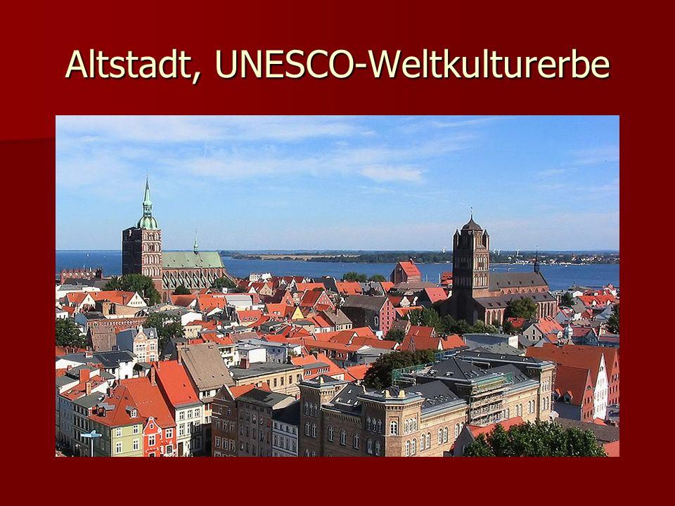 Altstadt, UNESCO-Weltkulturerbe
