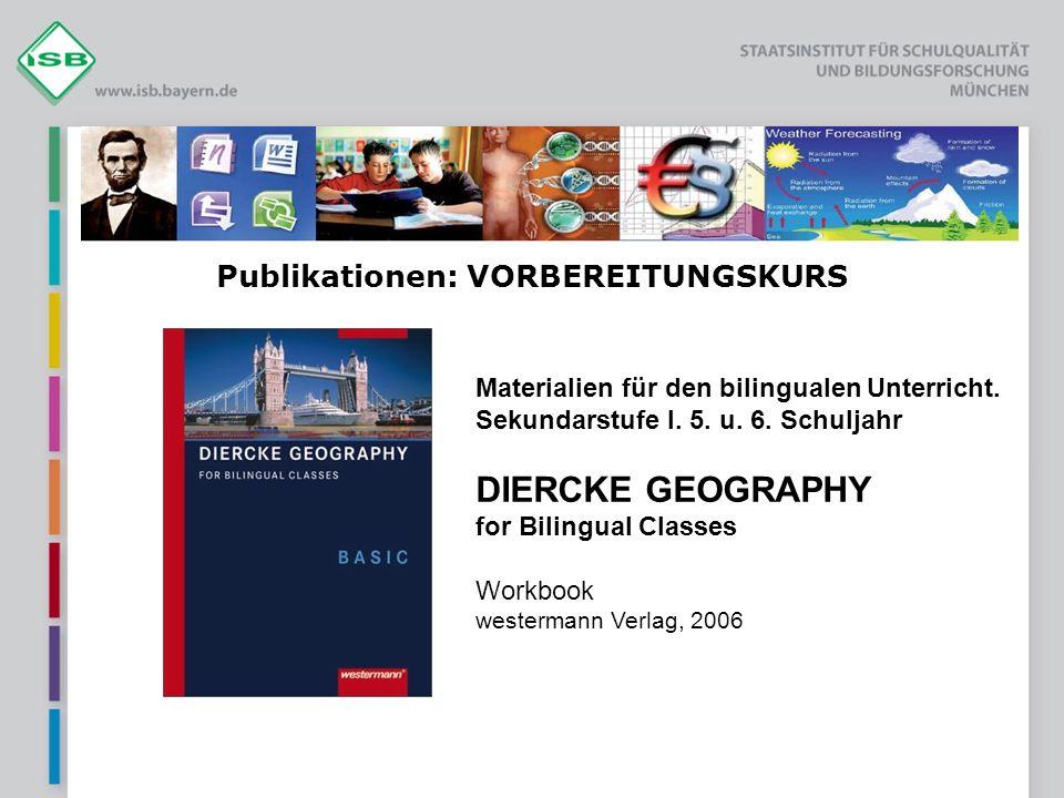 Publikationen: VORBEREITUNGSKURS
