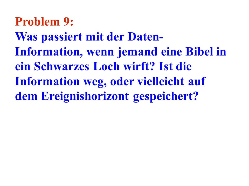 Problem 9: