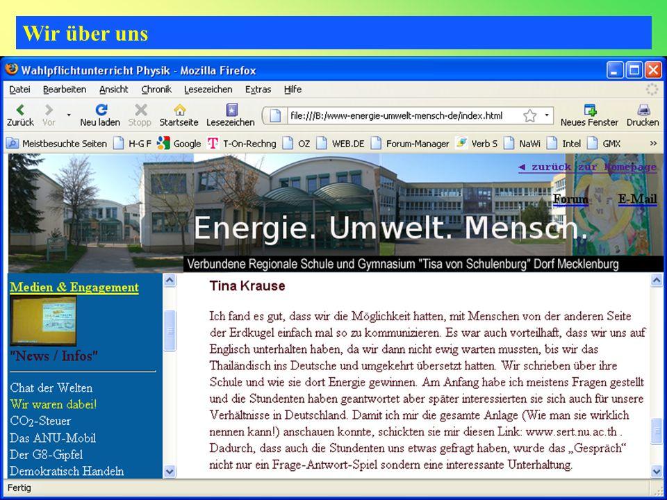 Wir über uns 31.03.2017 www.energie-umwelt-mensch.de