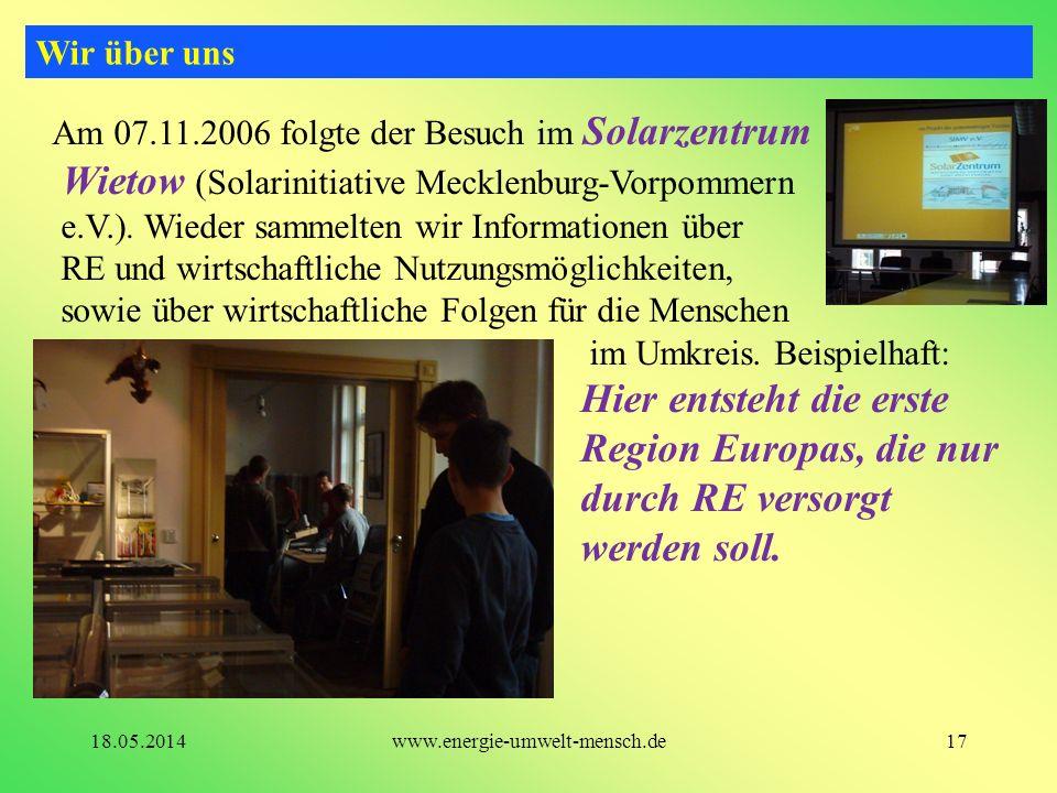 Wietow (Solarinitiative Mecklenburg-Vorpommern