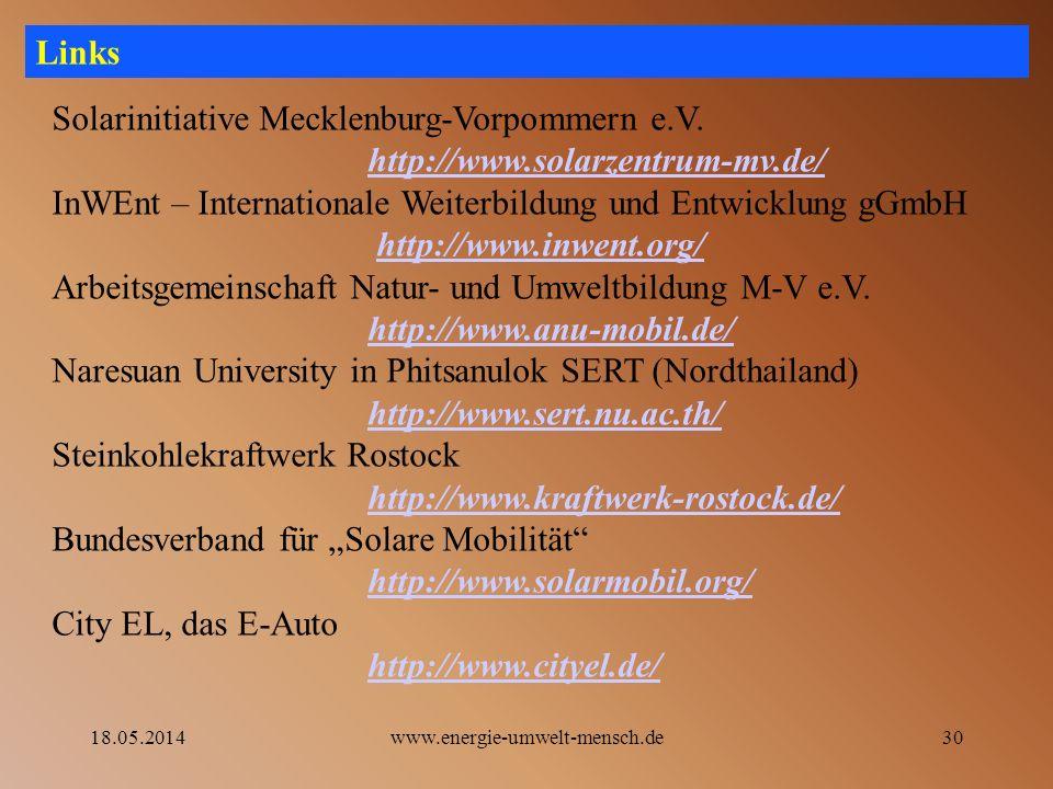 Solarinitiative Mecklenburg-Vorpommern e.V.