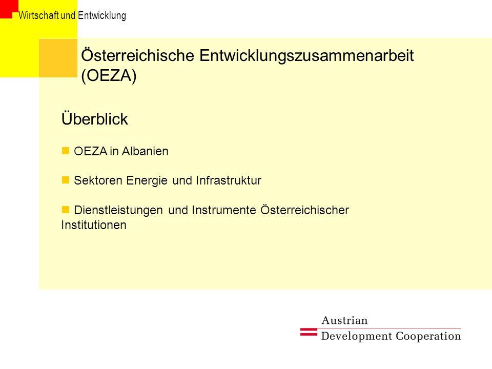 Österreichische Entwicklungszusammenarbeit (OEZA)