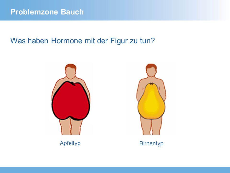 Was haben Hormone mit der Figur zu tun