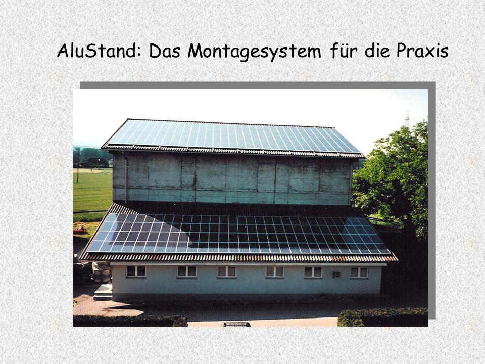 AluStand: Das Montagesystem für die Praxis