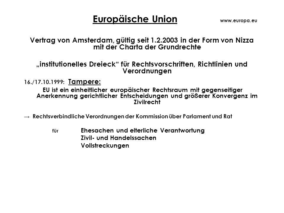 Europäische Union www.europa.eu