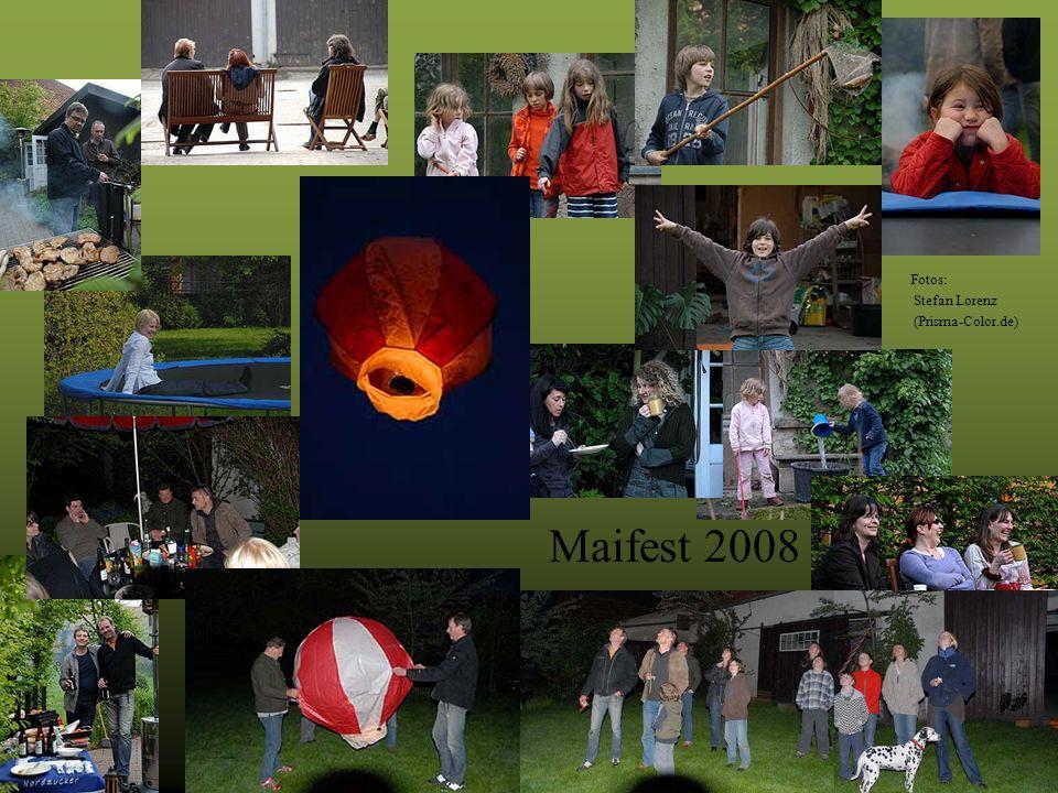 Fotos: Stefan Lorenz (Prisma-Color.de) Maifest 2008