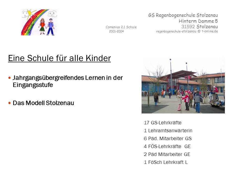 Eine Schule für alle Kinder