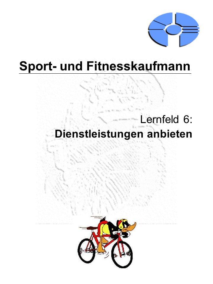 Sport- und Fitnesskaufmann
