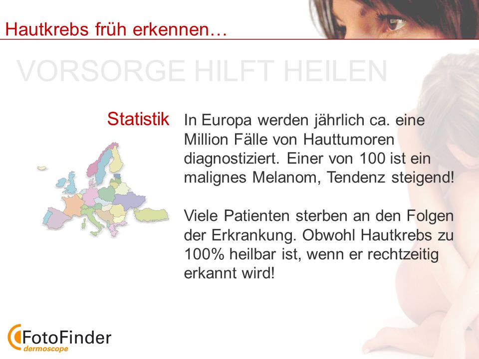 VORSORGE HILFT HEILEN Statistik