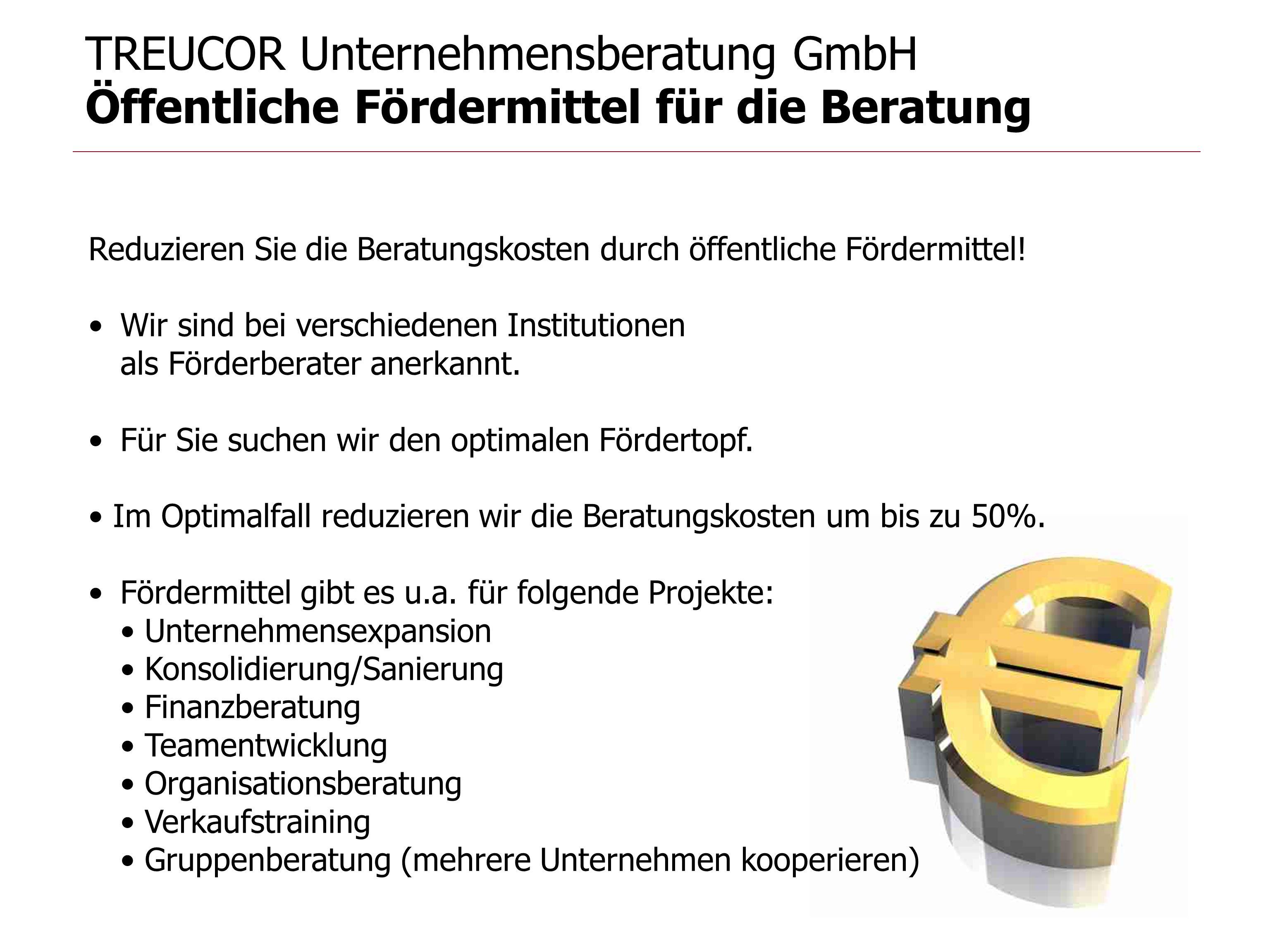 TREUCOR Unternehmensberatung GmbH