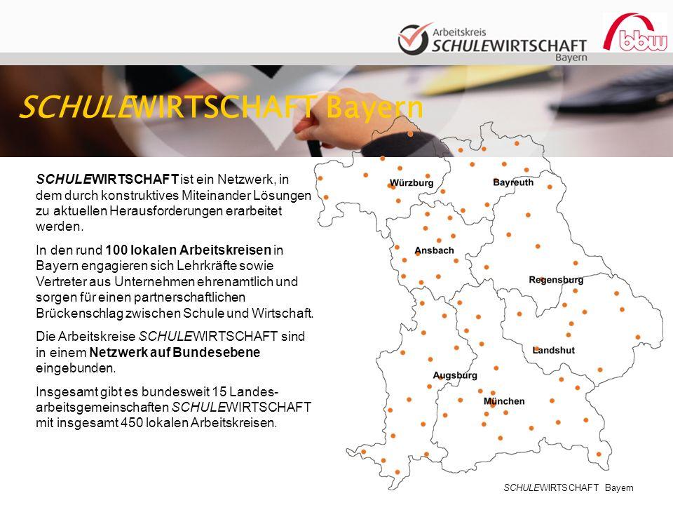 SCHULEWIRTSCHAFT Bayern