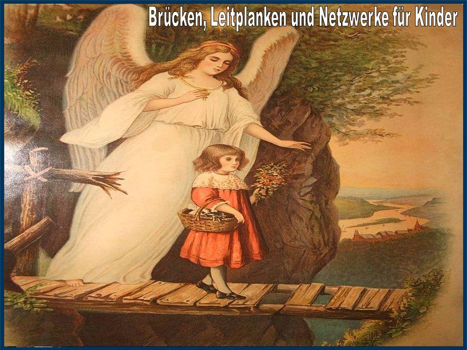 Brücken, Leitplanken und Netzwerke für Kinder