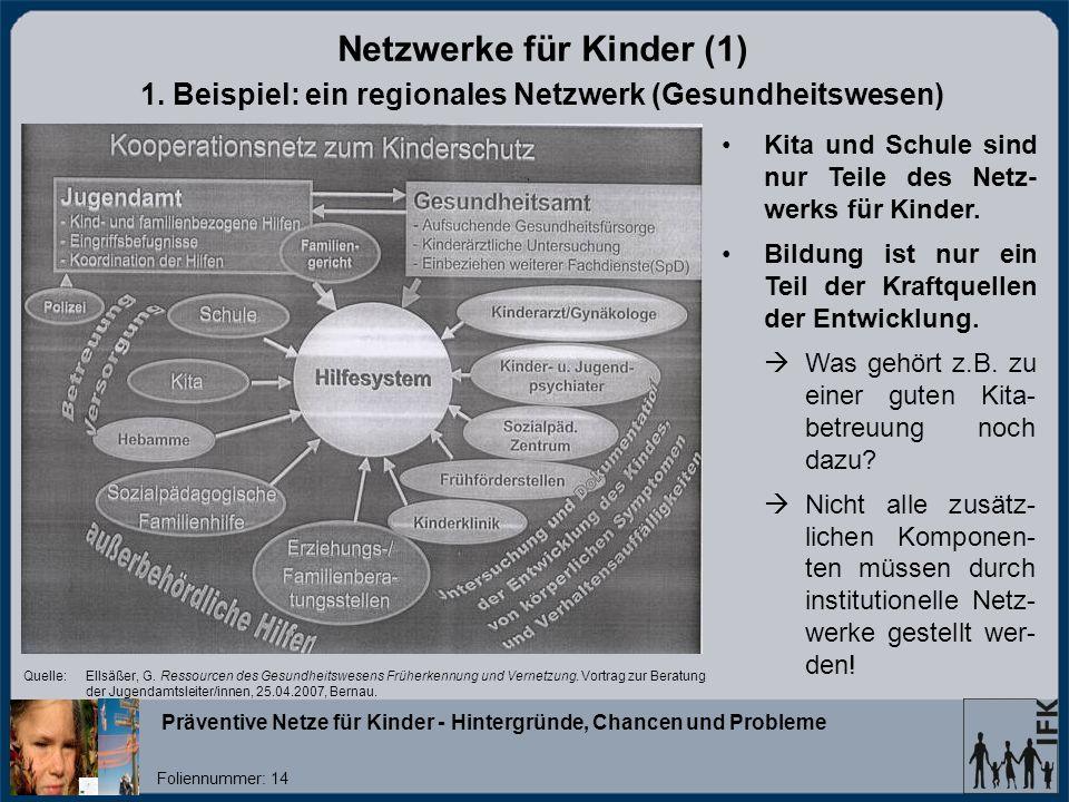 Netzwerke für Kinder (1) 1