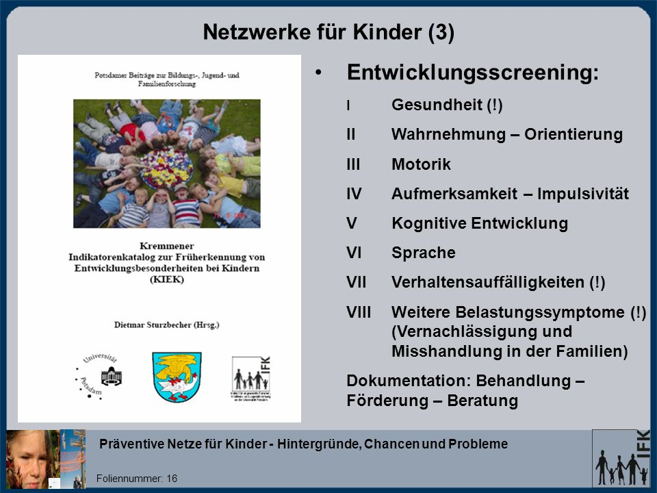 Netzwerke für Kinder (3)