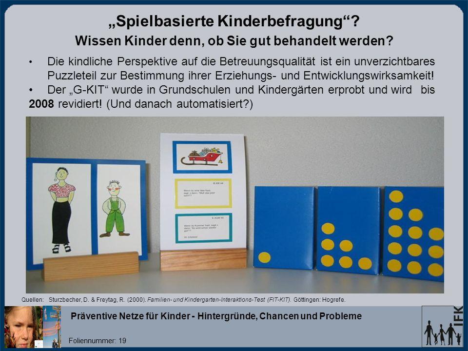 """""""Spielbasierte Kinderbefragung"""