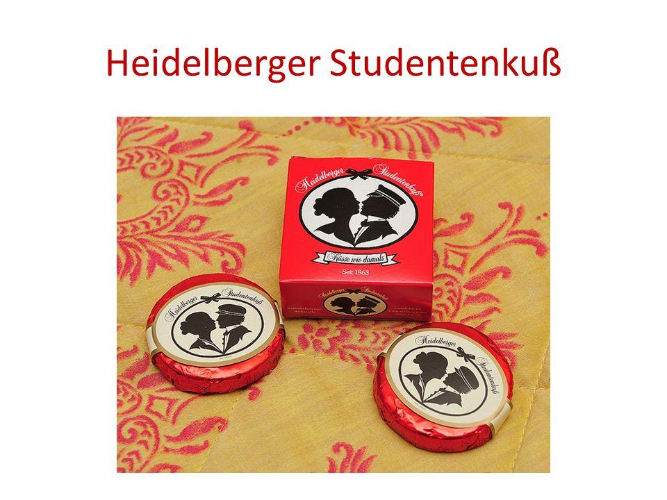 Heidelberger Studentenkuß