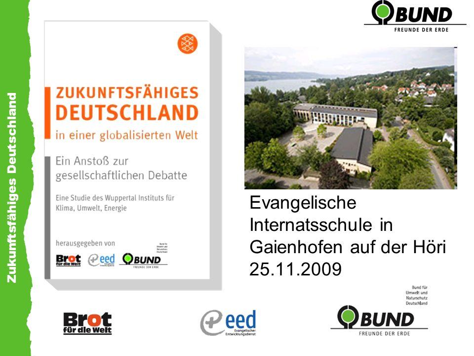 Evangelische Internatsschule in Gaienhofen auf der Höri 25.11.2009