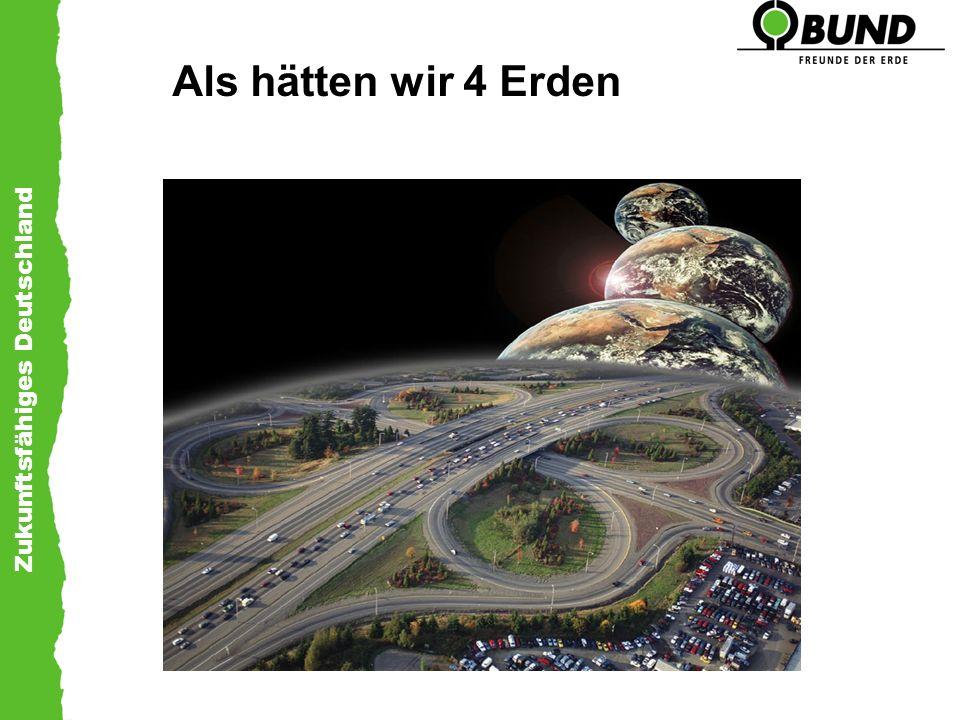 """Als hätten wir 4 Erden Graphik """"Vier Erden : Als hätten wir vier Erden"""