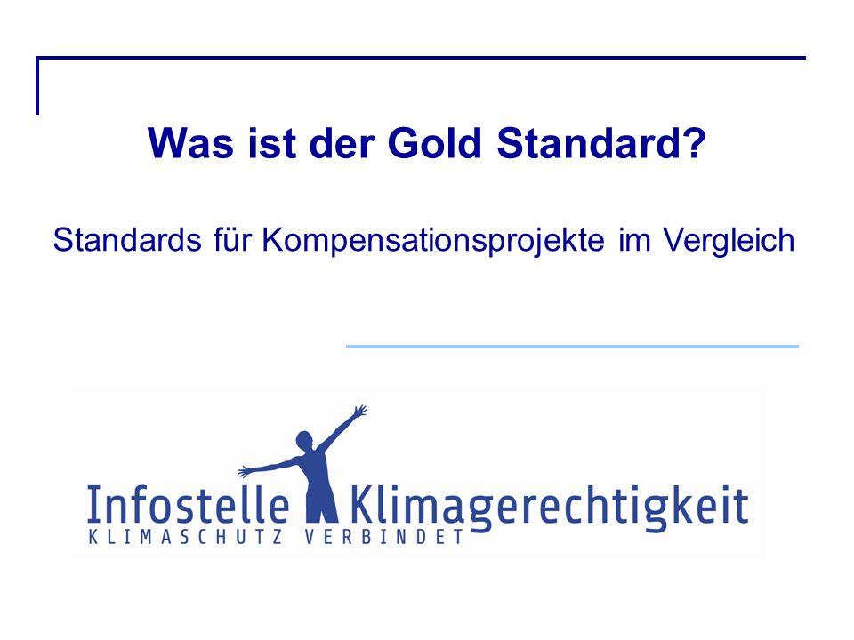Was ist der Gold Standard