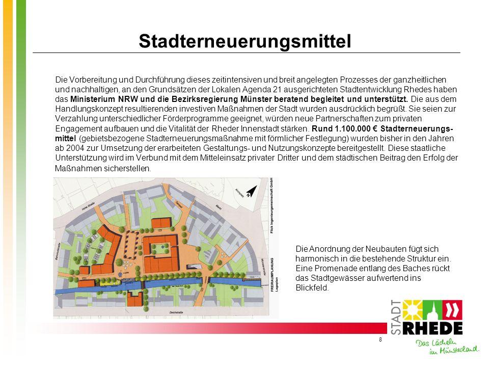 Stadterneuerungsmittel