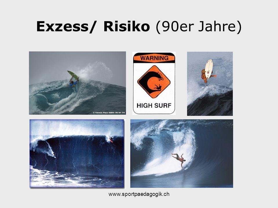 Exzess/ Risiko (90er Jahre)
