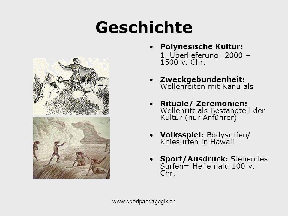 Geschichte Polynesische Kultur: 1. Überlieferung: 2000 – 1500 v. Chr.
