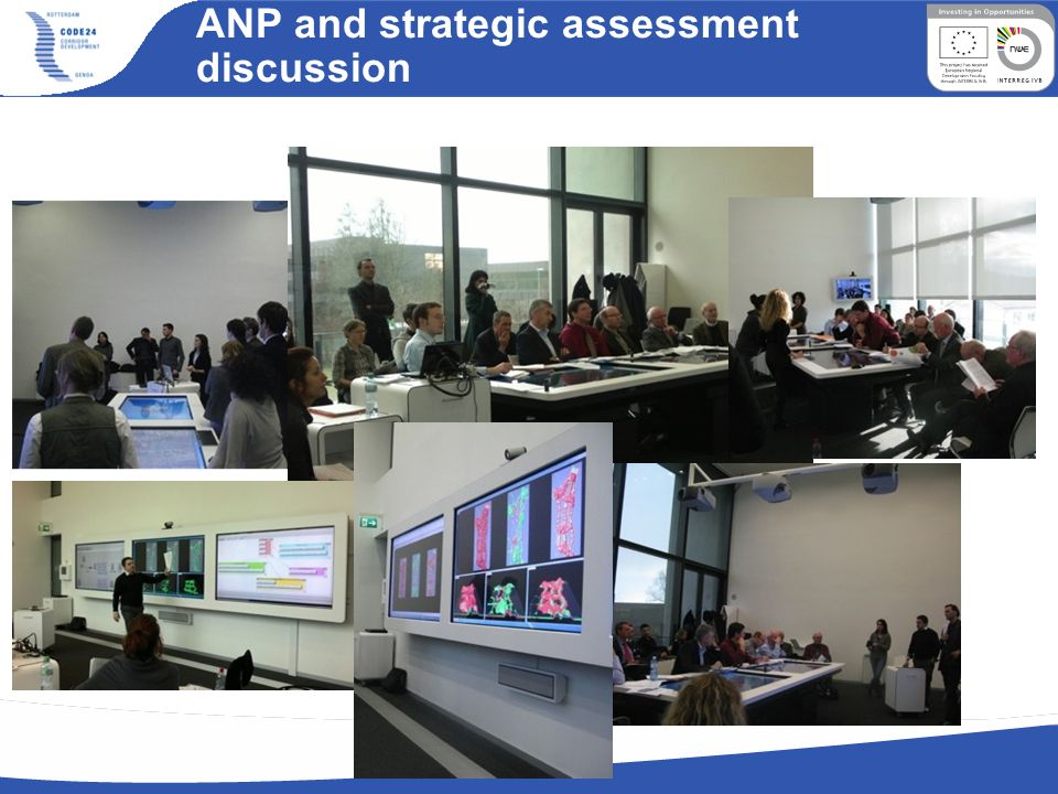 ANP and strategic assessment discussion