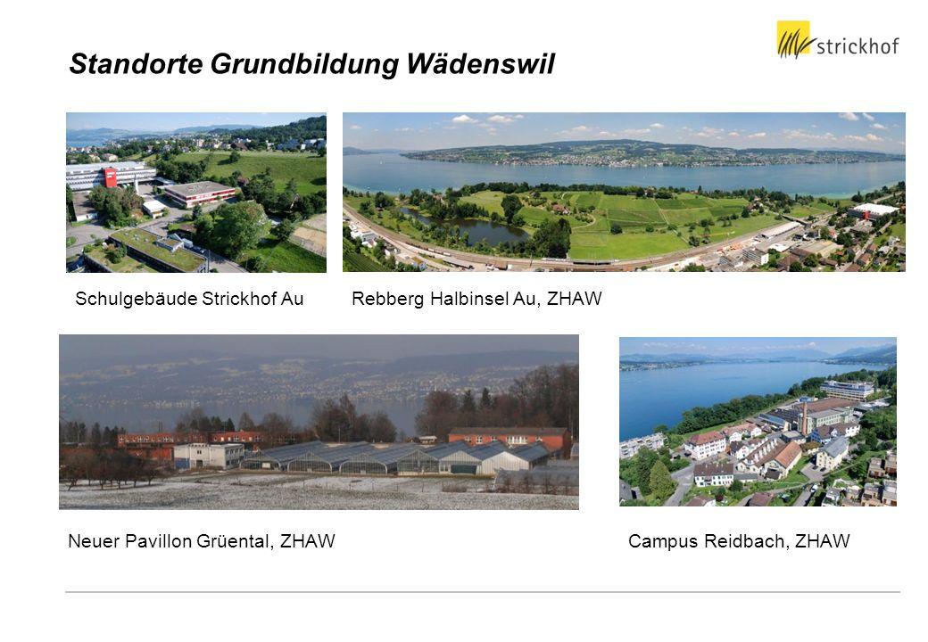 Standorte Grundbildung Wädenswil