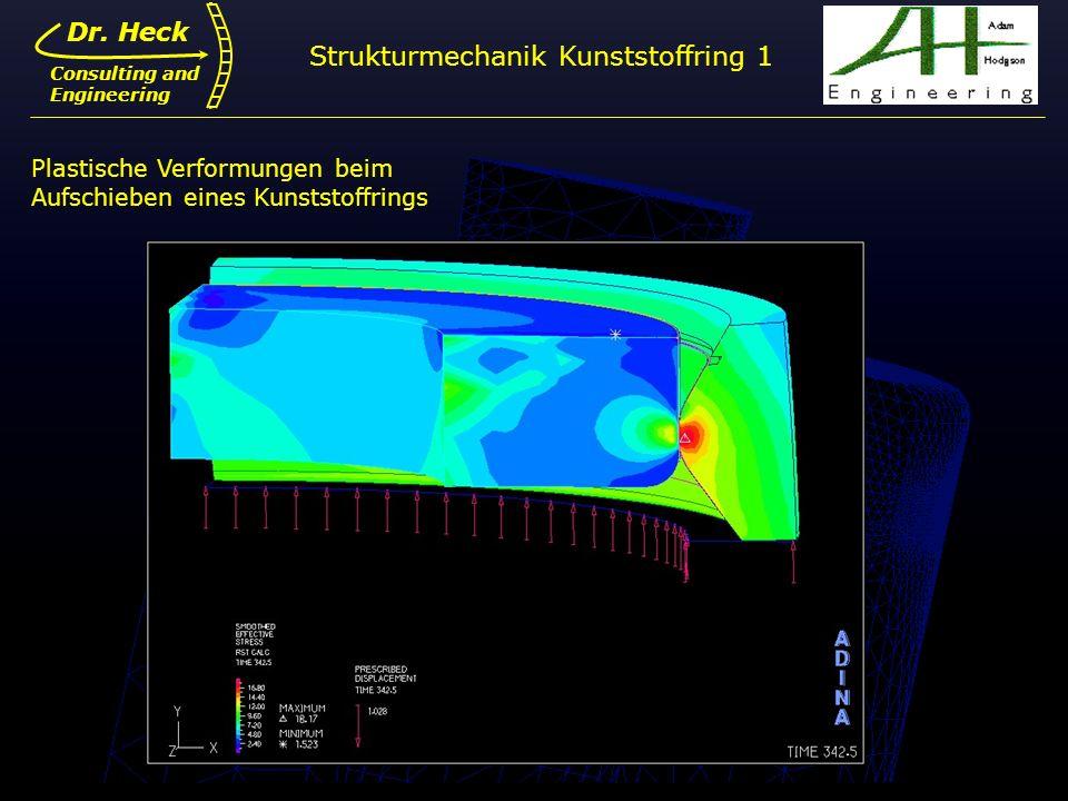 Strukturmechanik Kunststoffring 1