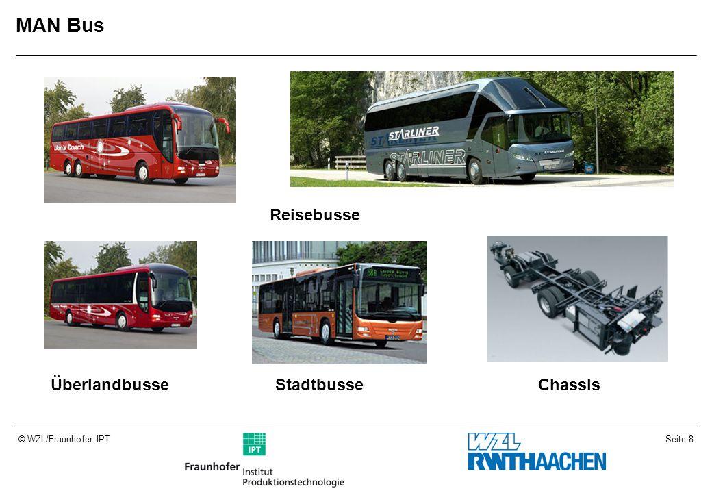 MAN Bus Reisebusse Überlandbusse Stadtbusse Chassis