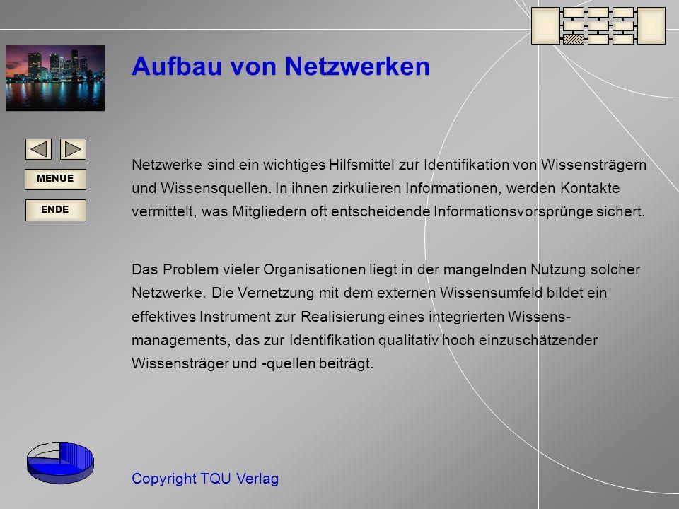 Aufbau von Netzwerken