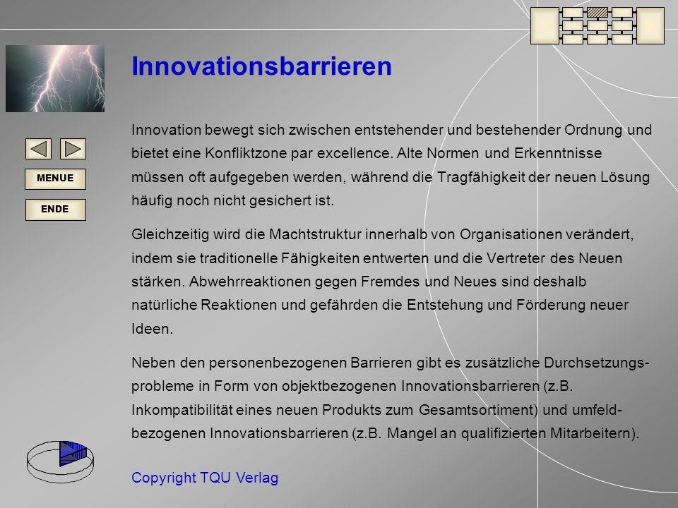 Innovationsbarrieren