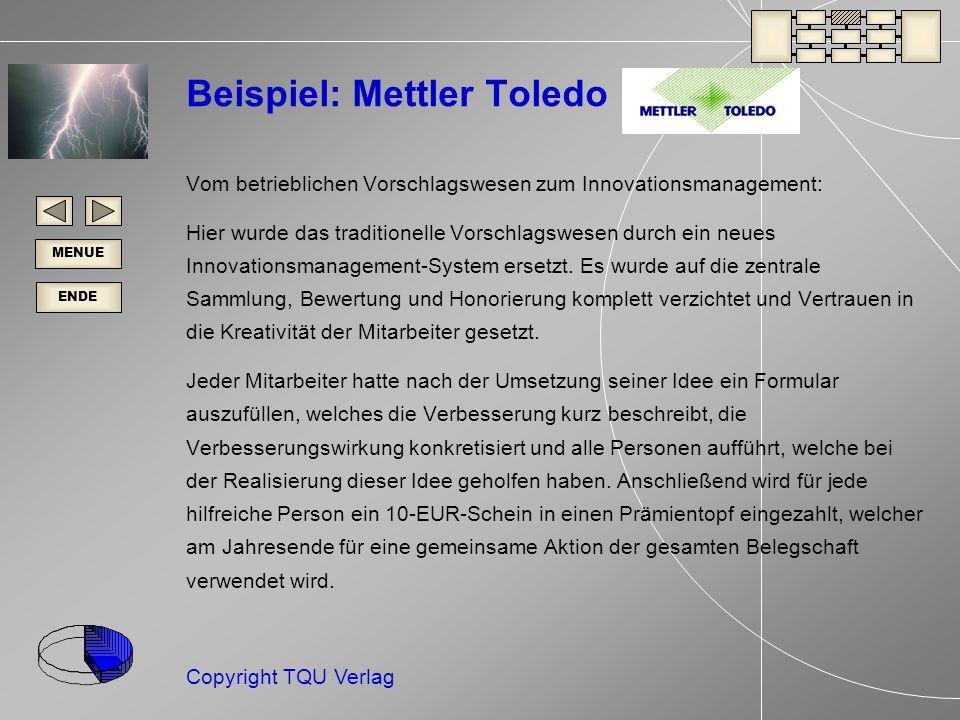 Beispiel: Mettler Toledo