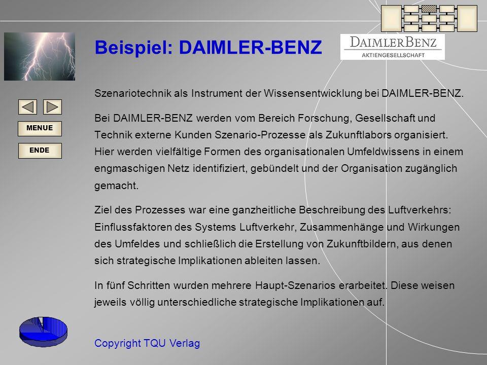 Beispiel: DAIMLER-BENZ