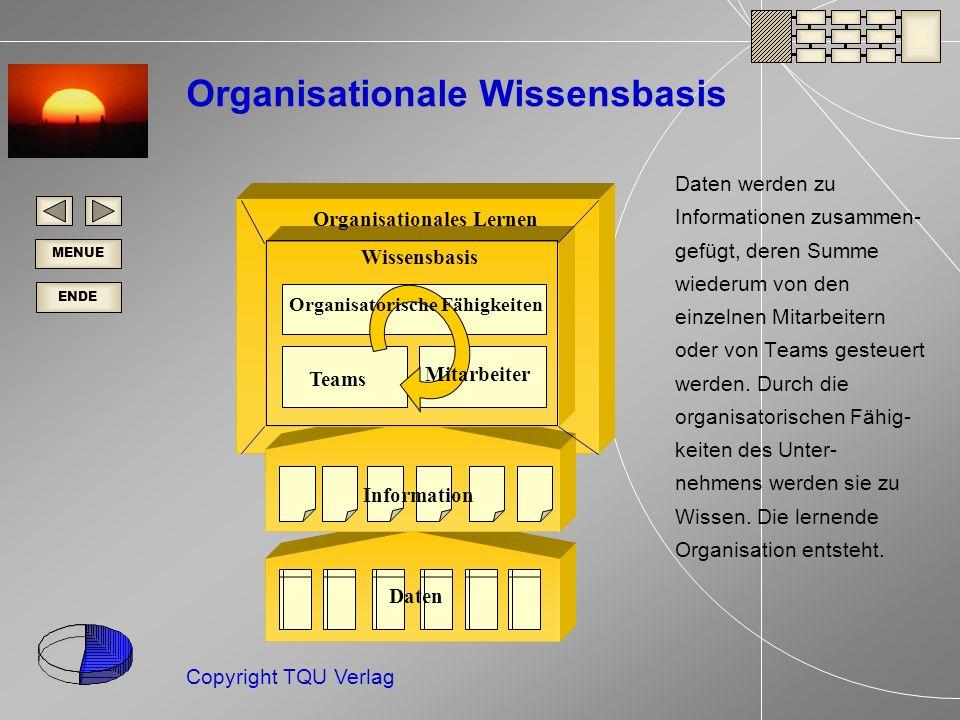 Organisationale Wissensbasis