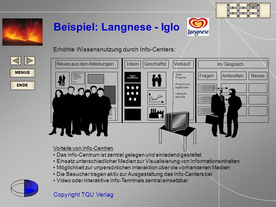 Beispiel: Langnese - Iglo