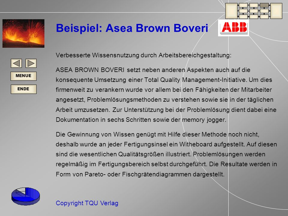 Beispiel: Asea Brown Boveri