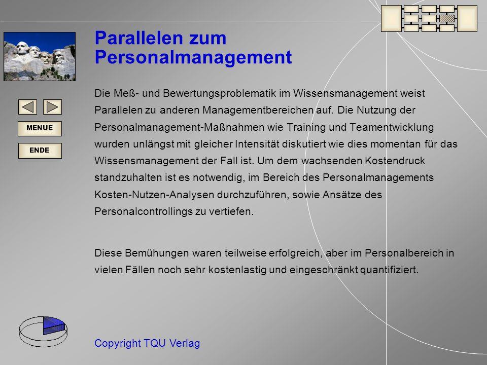Parallelen zum Personalmanagement