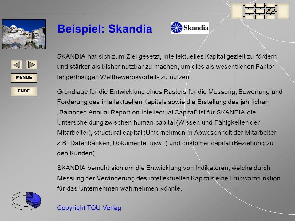 Beispiel: Skandia