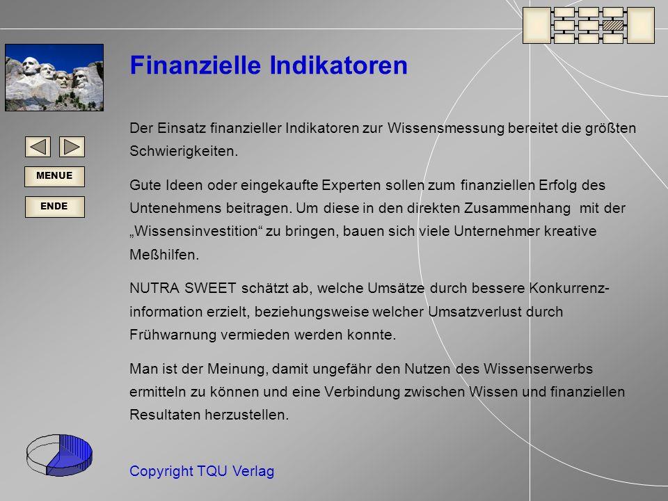 Finanzielle Indikatoren