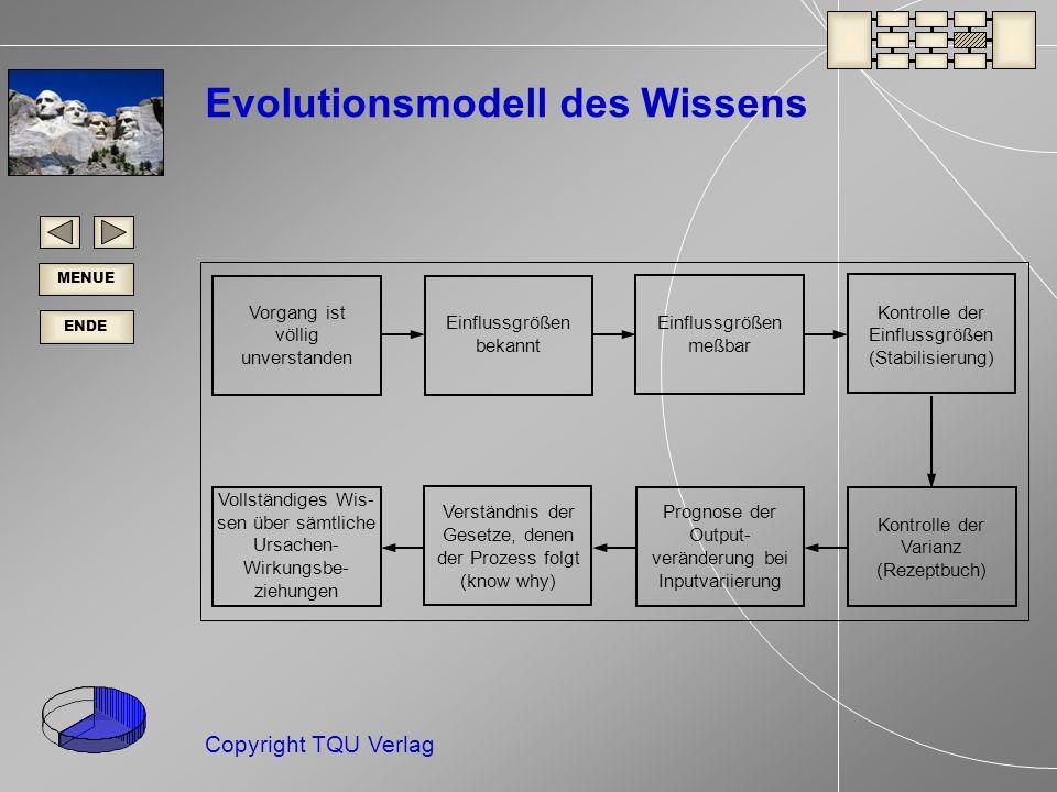 Evolutionsmodell des Wissens